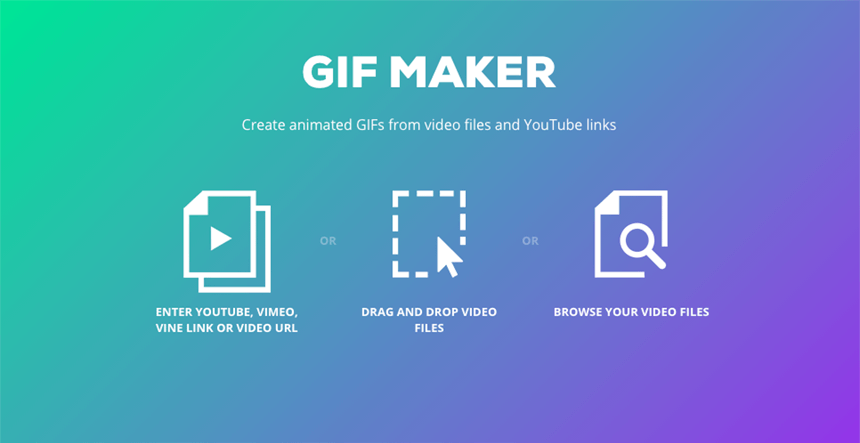 GIPHY Visual Content Creation Tool