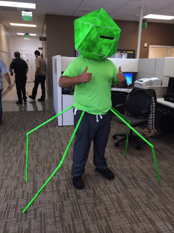 Viral Content Halloween Costumes
