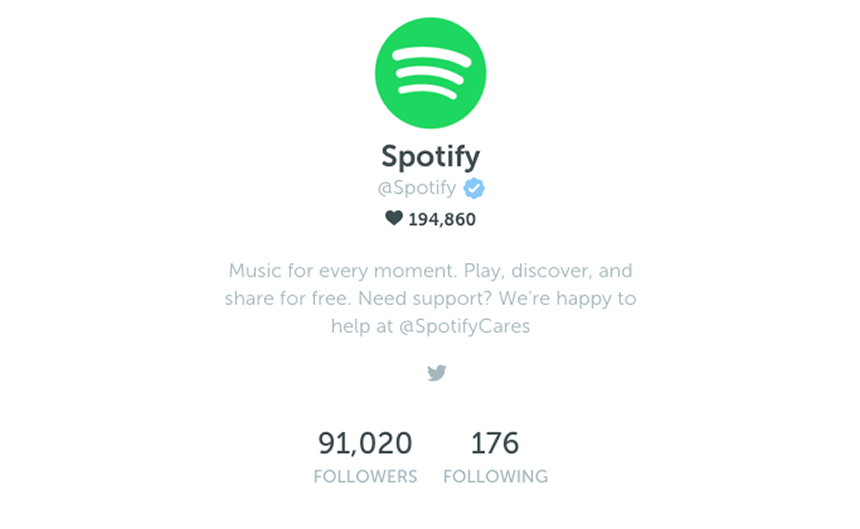 Spotify on Periscope