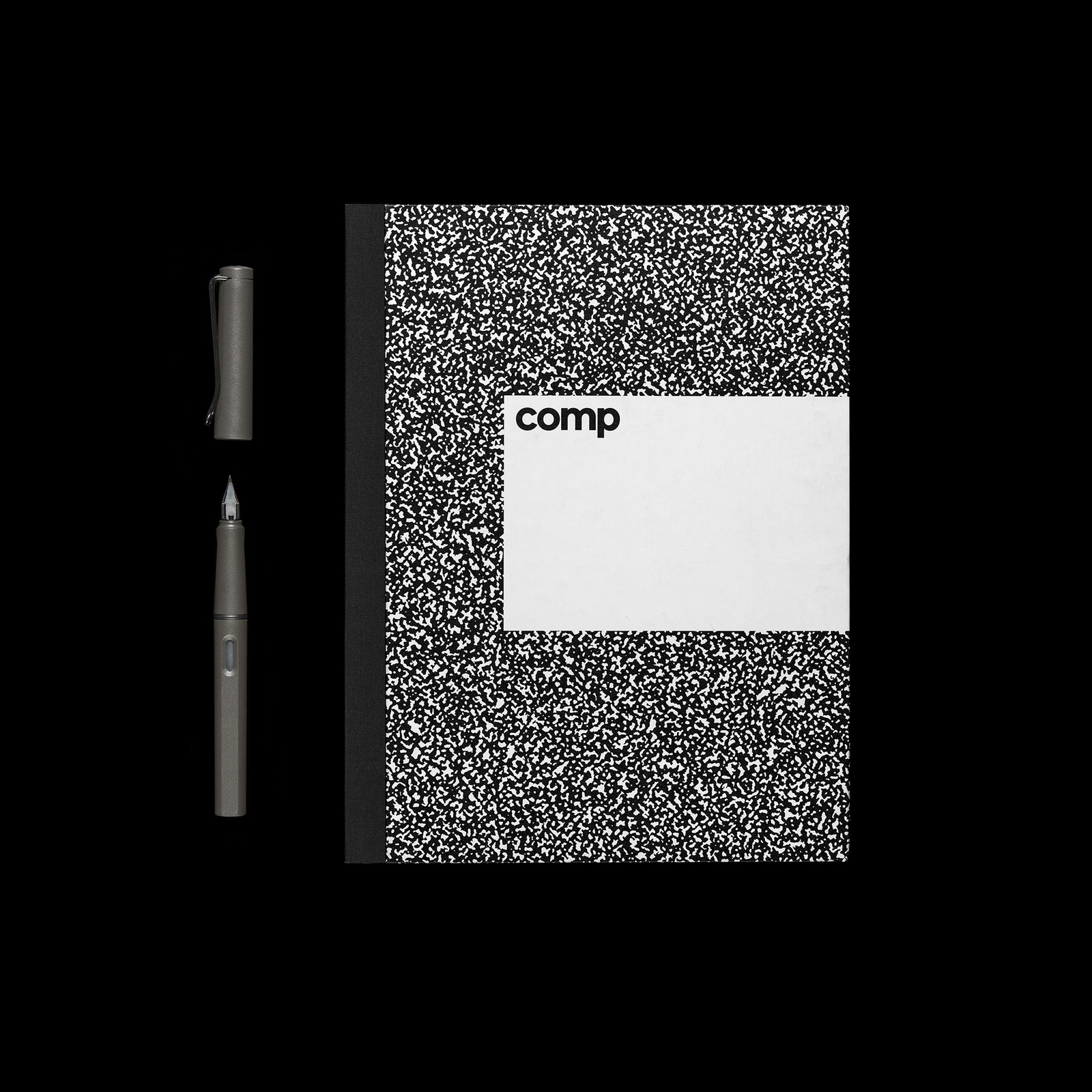 comp notebook Kickstarter