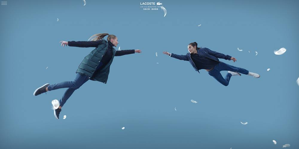 Lacoste Winter 360 Experience
