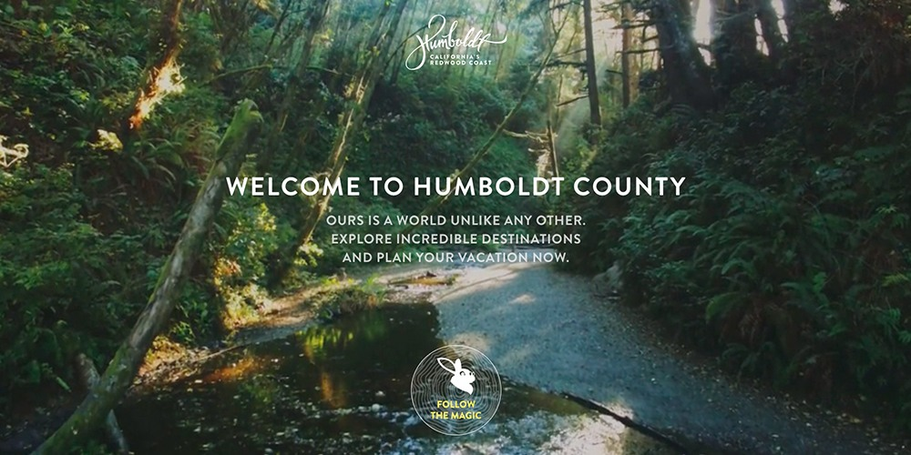 Humboldt County Visitors Website