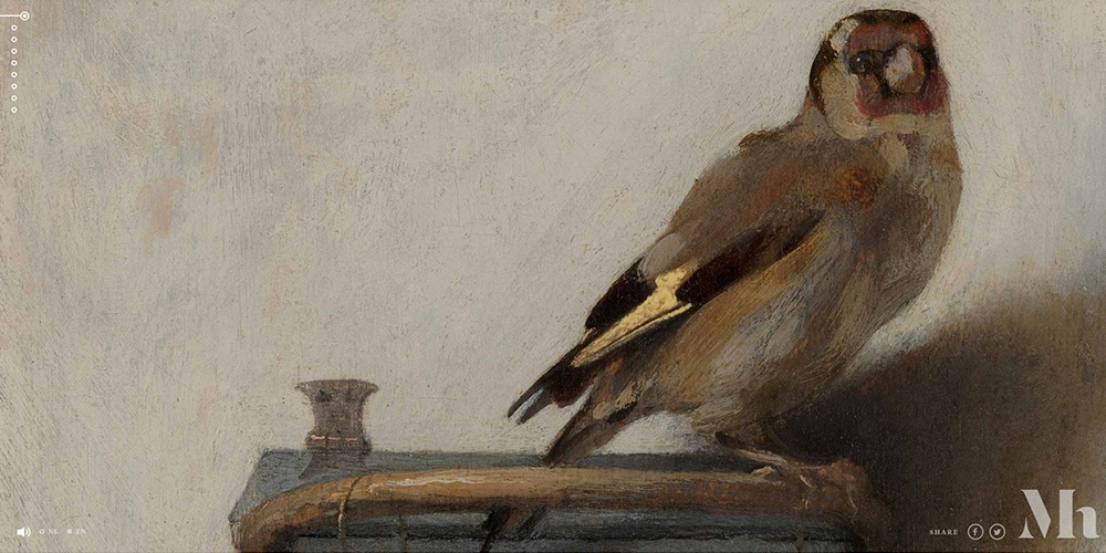 The Goldfinch by This Page Amsterdam