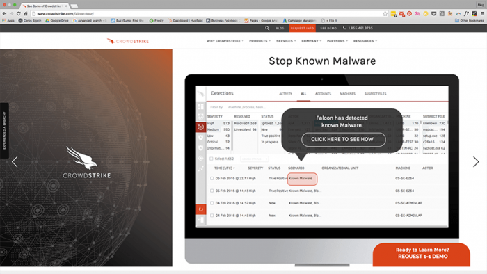 CrowdStrike: Incorporating Interactive into Your Content Strategy