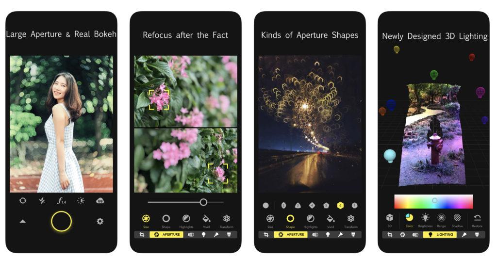 Focos iPhone App