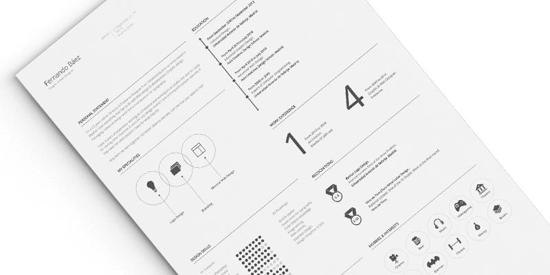Graphic Designer Resume