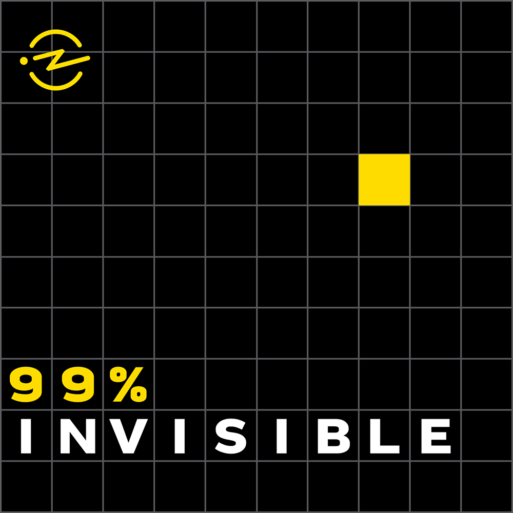 99% Invisible with Roman Mars